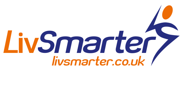 LivSmarter logo design by Collective Creative