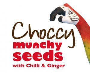 ChoccyMunchySeedsLogos