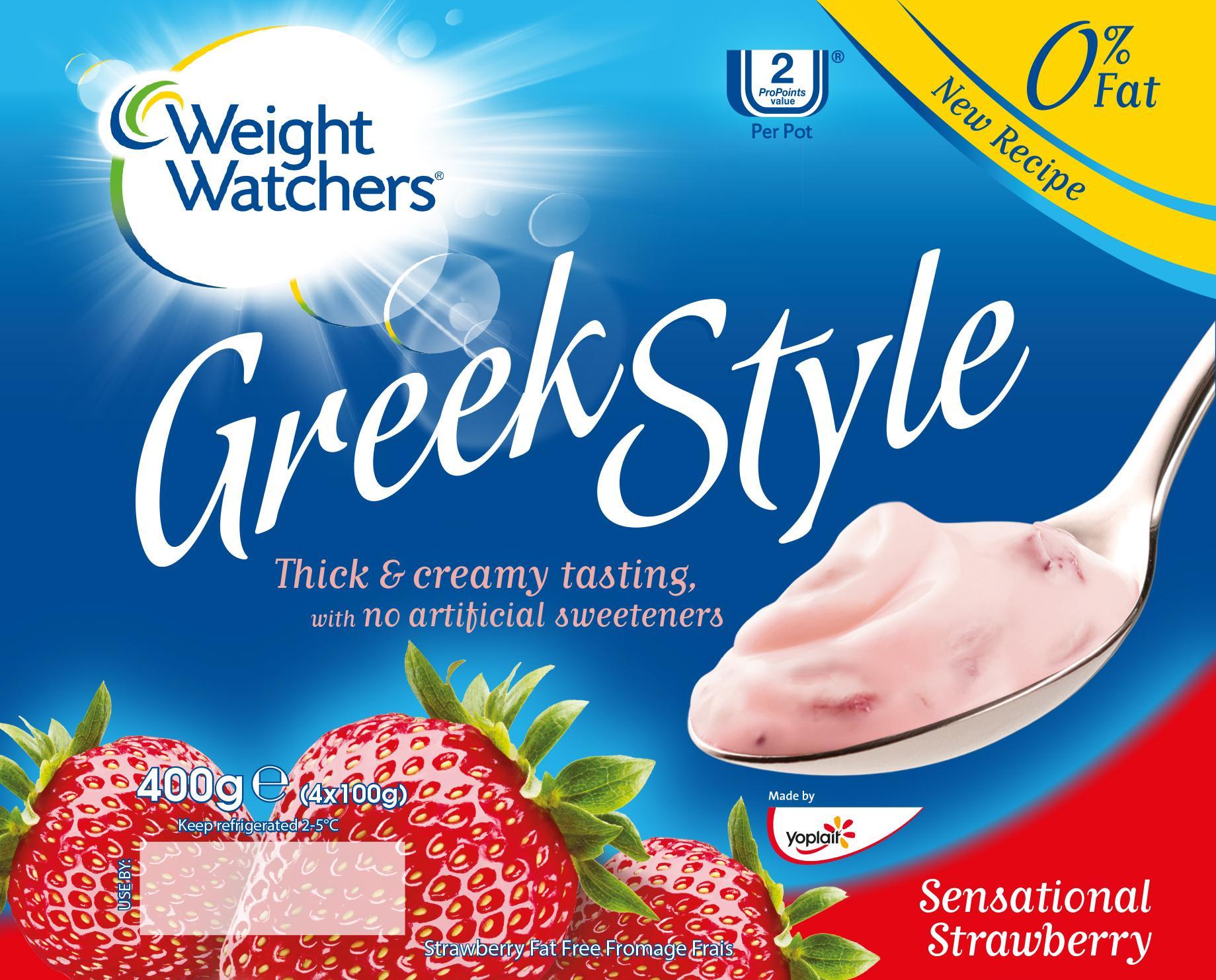 Yoplait – Greek Style Yogurt