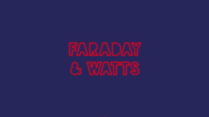 Faraday & Watts logo designs by Collective Creative