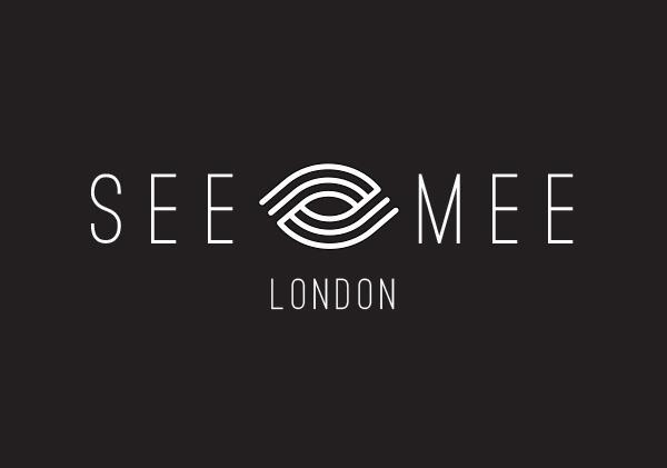 See Mee London logo design